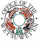 Office of the Wet'suwet'en